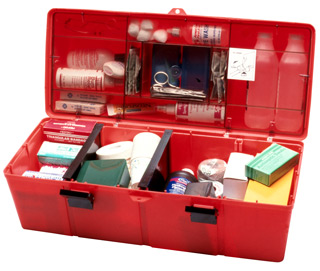 Emergency Medical Box